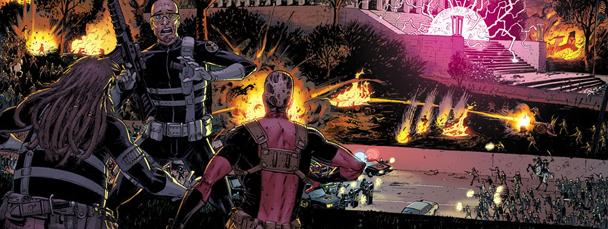 Sneak Peek: Deadpool #6