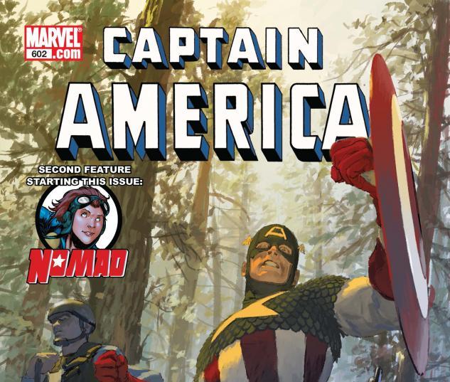 Captain America (2004) #602
