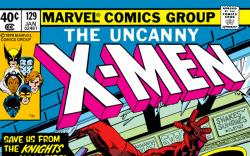 Uncanny X-Men (1963) #129