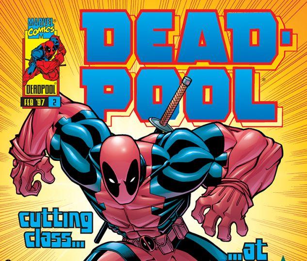 Deadpool (1997) #2