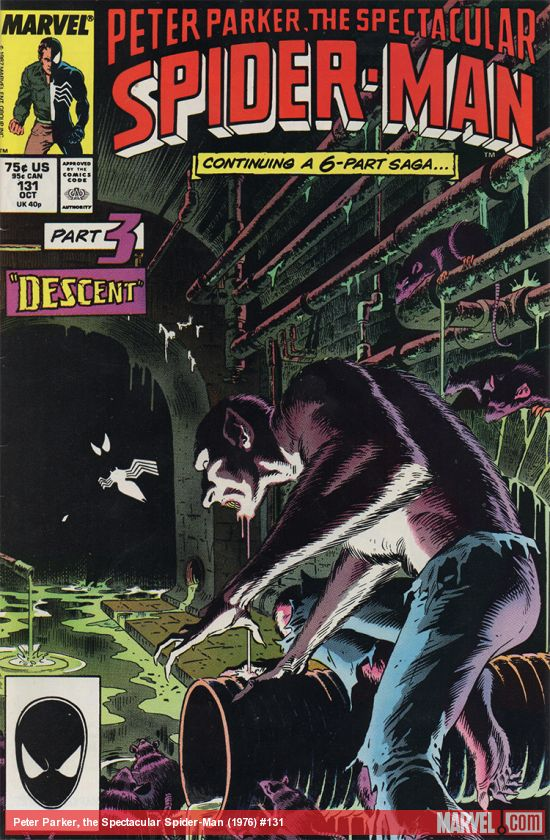 Peter Parker, the Spectacular Spider-Man (1976) #131