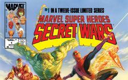 Secret Wars Omnibus (2008)/Ross