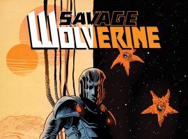 SAVAGE WOLVERINE 9 FRANCAVILLA VARIANT (NOW, WITH DIGITAL CODE)