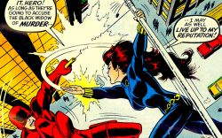 History of Black Widow Pt. 2
