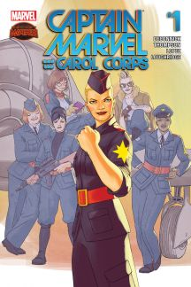 Captain Marvel & The Carol Corps #1
