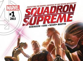 SQUADRON SUPREME 1 (WITH DIGITAL CODE)