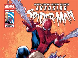 AVENGING SPIDER-MAN (2011) #4