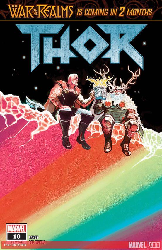 Thor (2018) #10