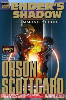 Enders Shadow: Command School (Hardcover)