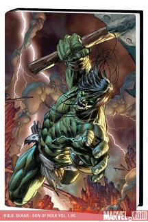 Hulk: Skaar - Son of Hulk Vol. 1 (Hardcover)