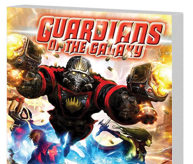 GUARDIANS OF THE GALAXY VOL. 1: LEGACY #1