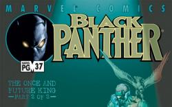 Black Panther #37