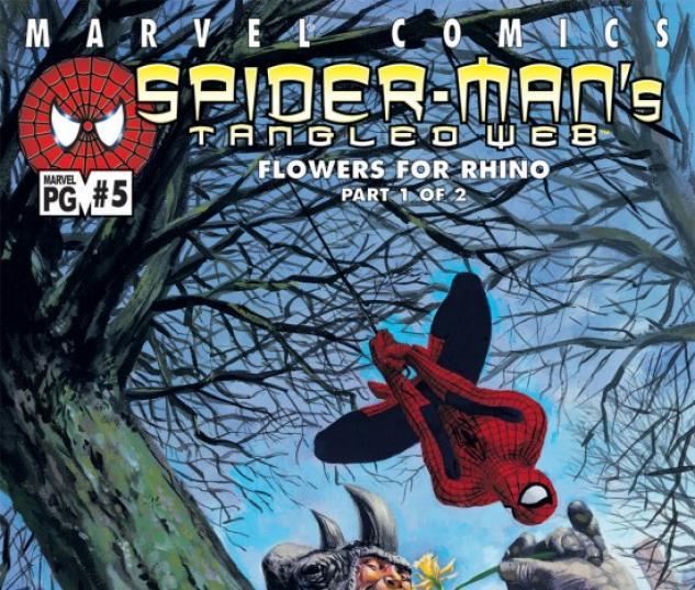 Spider-Man's Tangled Web (2001) #5