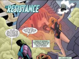 SECRET INVASION: WHO DO YOU TRUST #1 preview page