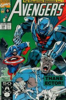 Avengers (1963) #334