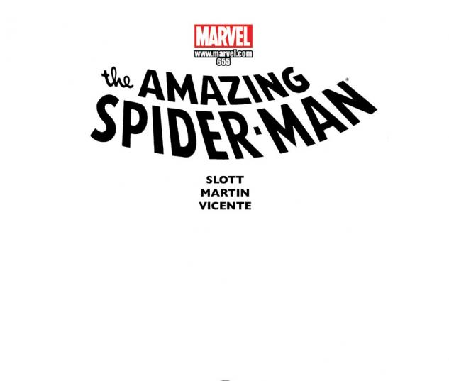 Amazing Spider-Man (1999) #655