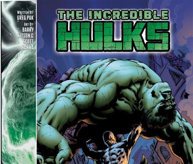 Incredible Hulks (2009) #616