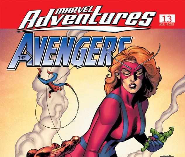 Marvel Adventures the Avengers (2006) #13