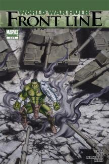 World War Hulk: Front Line #3
