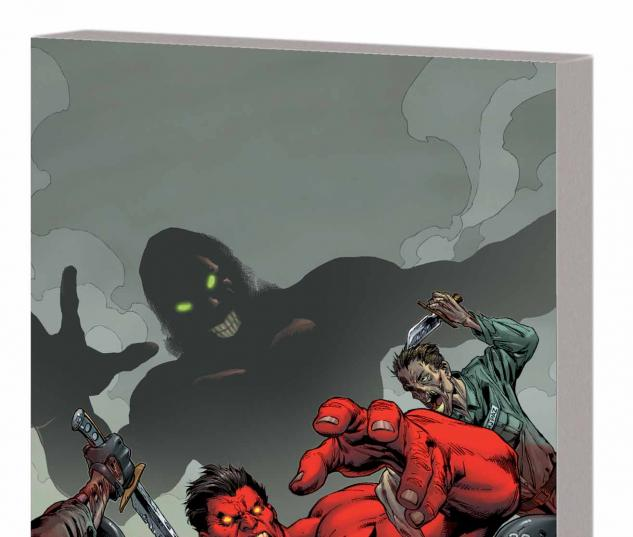 RED HULK: HAUNTED TPB