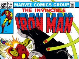Iron Man (1968) #157 Cover