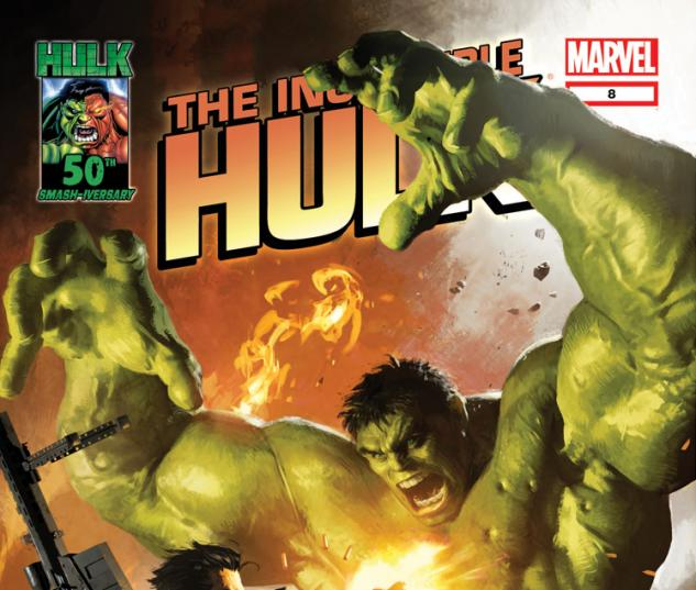 Incredible Hulk (2011) #8