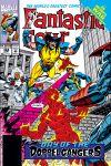 Fantastic Four (1961) #368 Cover