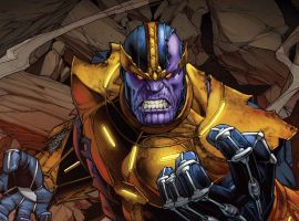 Reunite with Jim Starlin & Ron Lim on Thanos
