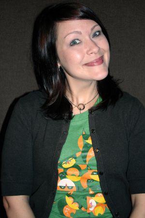 Amber Nash (photo courtesy of FX)