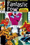 Fantastic Four (1961) #308 Cover
