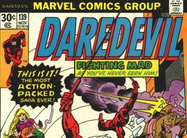 Daredevil (1963) #139 cover