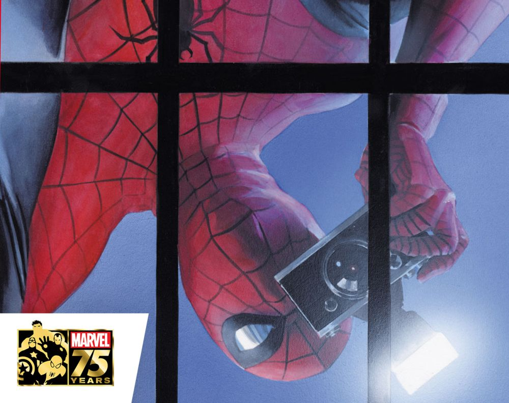Marvel 75: Untold Tales of Kurt Busiek