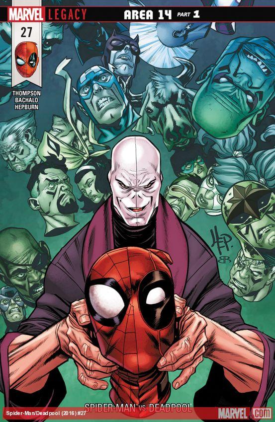 Spider-Man/Deadpool (2016) #27