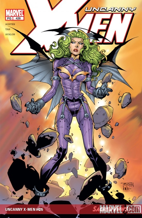 UNCANNY X-MEN #426