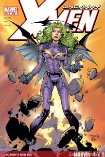 Uncanny X-Men #426