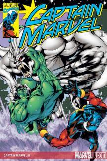 Captain Marvel (2000) #3