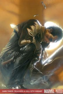 Dark Tower: Treachery (2008) #1 (DELL'OTTO Variant)