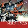 AMAZING SPIDER-MAN (2008) #537 COVER