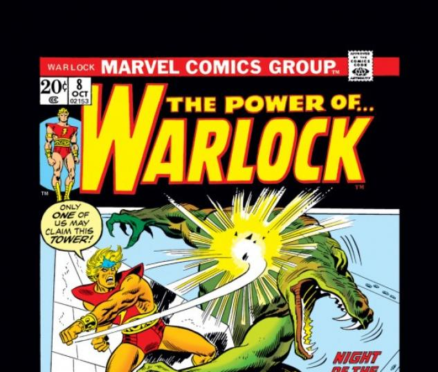 Warlock #8