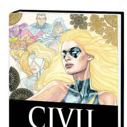 Ms. Marvel Vol. 2: Civil War Premiere (Hardcover)