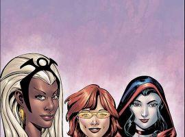 UNCANNY X-MEN (1999) #452 COVER