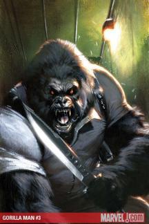 Gorilla Man #3