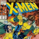 UNCANNY X-MEN #277