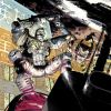 FRANKENCASTLE #20 preview art by Tony Moore 2