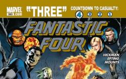 Image Featuring Invisible Woman, Mr. Fantastic, Thing, Fantastic Four