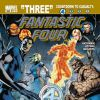 Image Featuring Mr. Fantastic, Thing, Fantastic Four, Human Torch