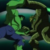 Hulk vs. the Abomination from The Avengers: Earth's Mightiest Heroes!