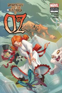 Dorothy & the Wizard in Oz (2010) #1 (Bradshaw Variant)
