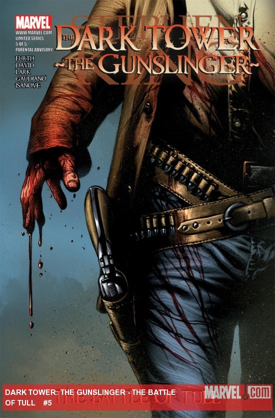 Dark Tower: The Gunslinger - The Battle of Tull (2011) #5
