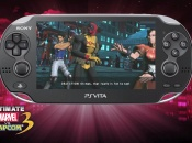 UMvC 3 PlayStation Vita Gameplay Video